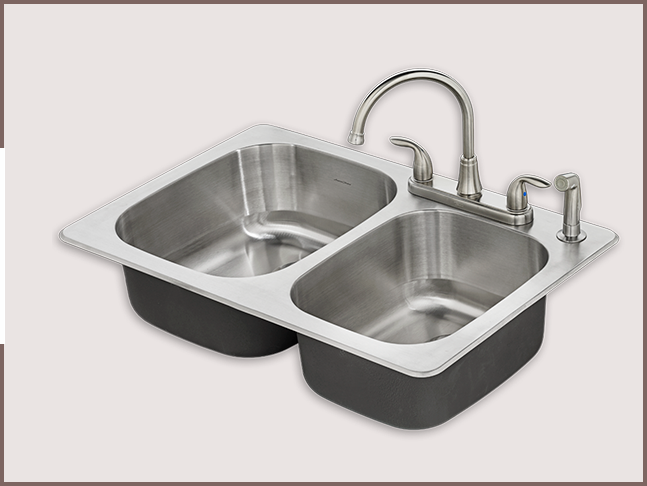kitchen sink install